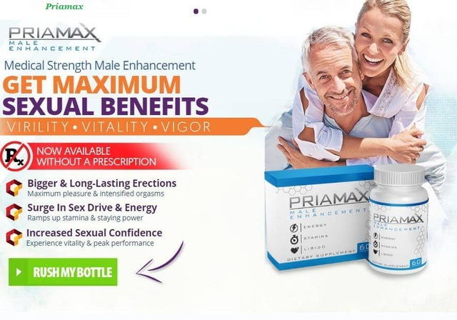 Priama-Male-Enhancement-pill-Healthytalkzone Exactly what is Priamax Man Improvement?