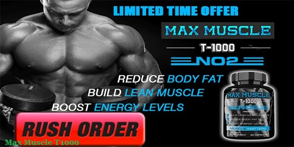 Max-Muscle-T1000-review How Max Muscle T1000 improve muscle growthing ?