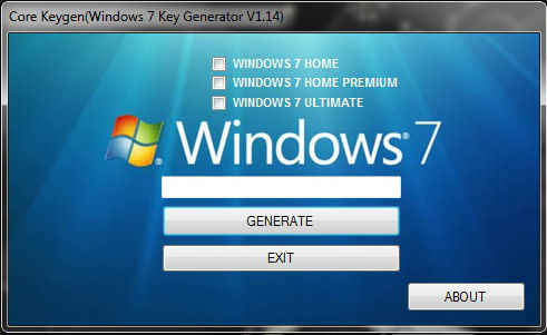 ff window 7 loader Now make a note of your printer model or transcription. It will be printed at a corner or front of system. Also make note of the Windows 7 Ultimate Activator if there is any. If you want to set up a wireless printer connection, you possess