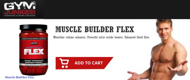 footer-21 Active ingredients in Muscle Builder Flex