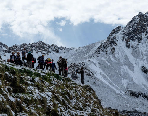 Salkantay Challenge Trek Salkantay Trekking
