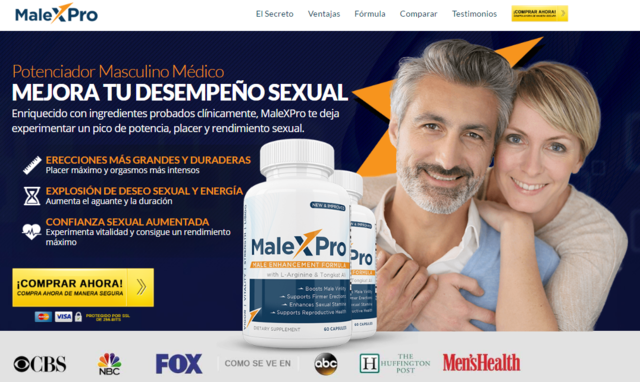 http://supplementplatform Male X Pro