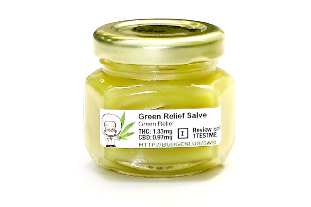 109A0409 Exactly what is Green Relief Oil?