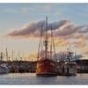 Comox Docks Panorama 2017 - Panorama Images