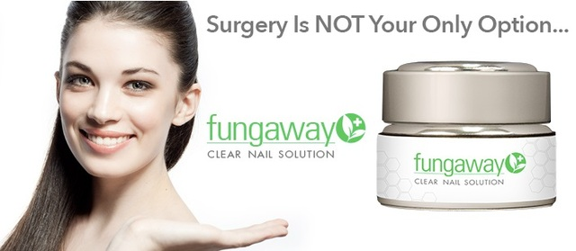 FungAway http://www.healthprev.com/fungaway-clear-nail-solution/