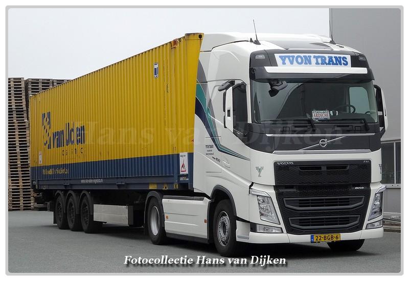 Yvon Trans 22-BGB-6(0)-BorderMaker -