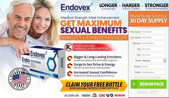 Endovex Male Enhancement Endovex Male Enhancement