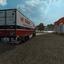 ets2 Volvo F12 Globetrotter... - prive skin ets2