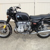 SOLD.....4970271 1976 BMW R90-6, plus accessories