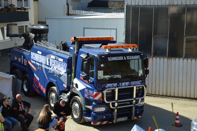 """Dani's Bilder (15) Aktion """"Rettungsgasse bilden"""" powered by STEINER Transporte, Siegen und www.nadelzauberdeluxe.de"""