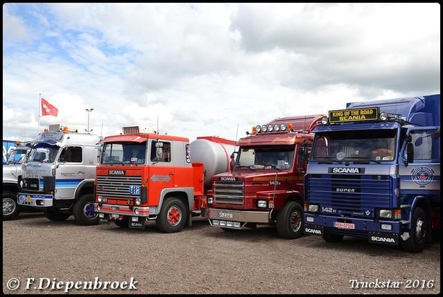 Line up-BorderMaker Truckstar 2016