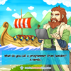 Programmer from the Nords -... - Tech Jokes