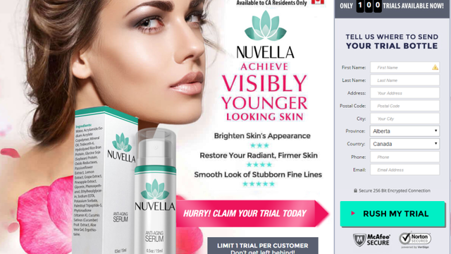 Nuvella http://fitness786.com/nuvella-serum/