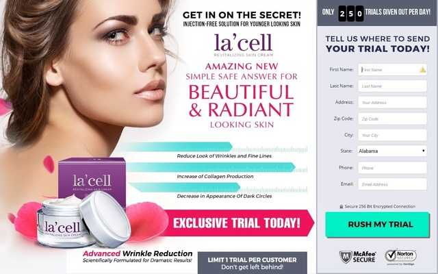La-Cell-Revitalizing-Skin-Cream 5(1) Minimizes wrinkles as well as fine lines