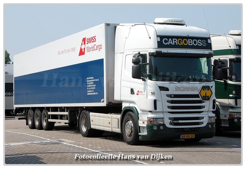 CargoBoss BX-XH-30(0)-BorderMaker -
