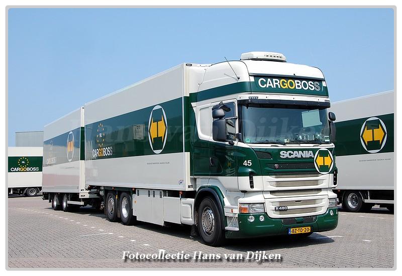 CargoBoss BZ-TD-20(0)-BorderMaker -