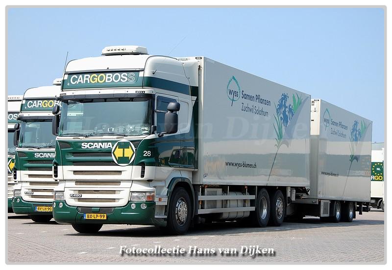 CargoBoss BX-LP-99-BorderMaker -