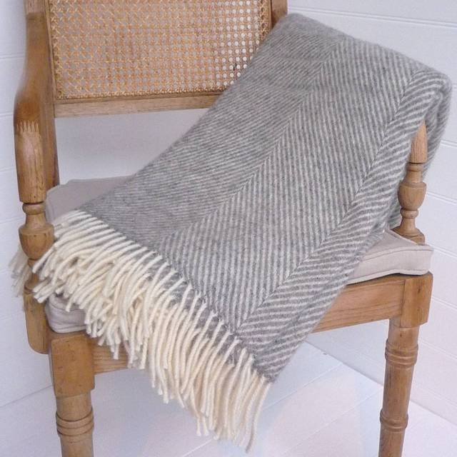 Herringbone Throws Herringbone Blanket
