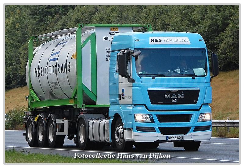 H&S Transport WPR 51641-BorderMaker -