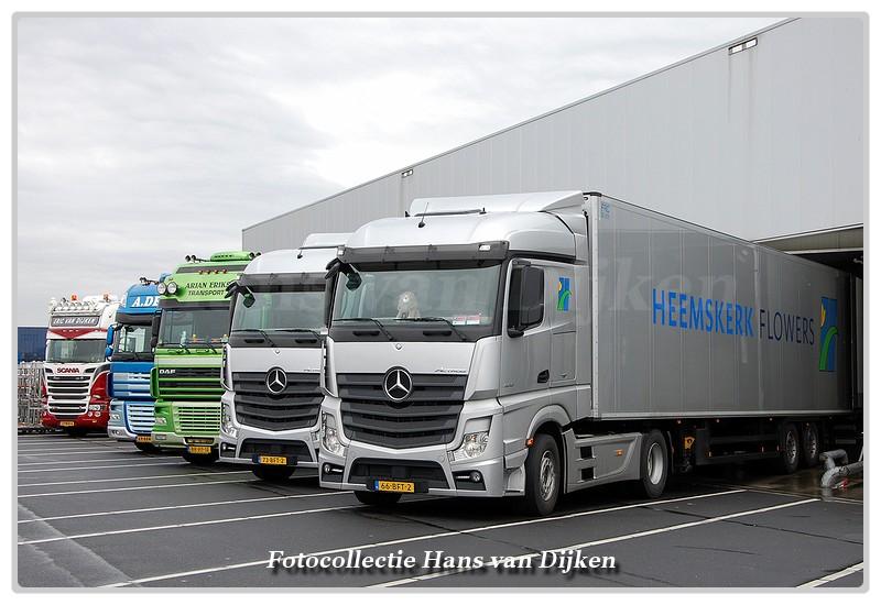 Line-up Fustloods Rijnsburg 03-03-2017-BorderMaker -