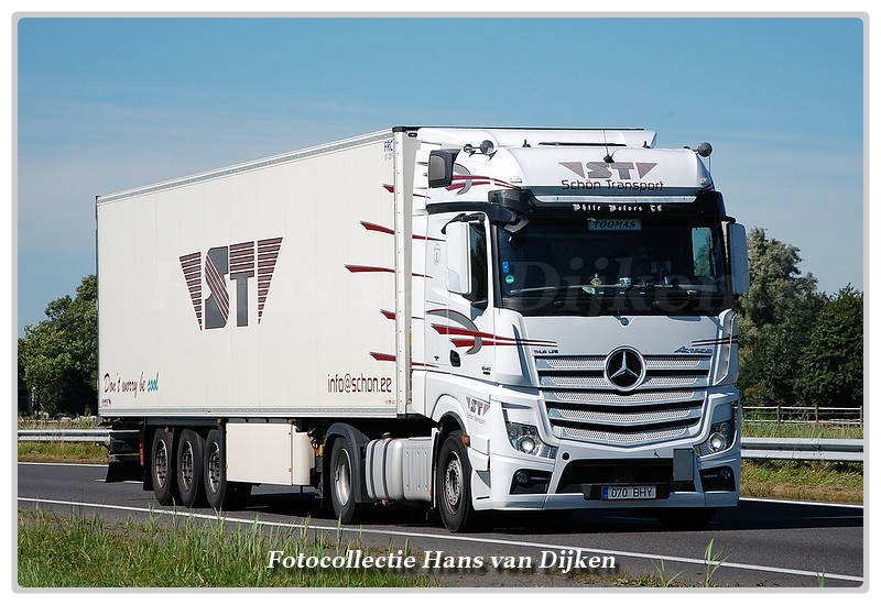 Schon Transport 070 BHY-BorderMaker -