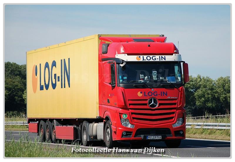 Log-In KU GA-364-BorderMaker -