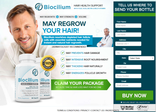 Biocilium What is Biocilium Hair Growth Wellness Assistance?