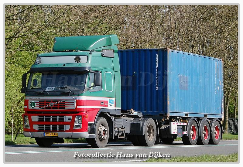 Wiersma P. Stiens BX-HF-98(1)-BorderMaker -