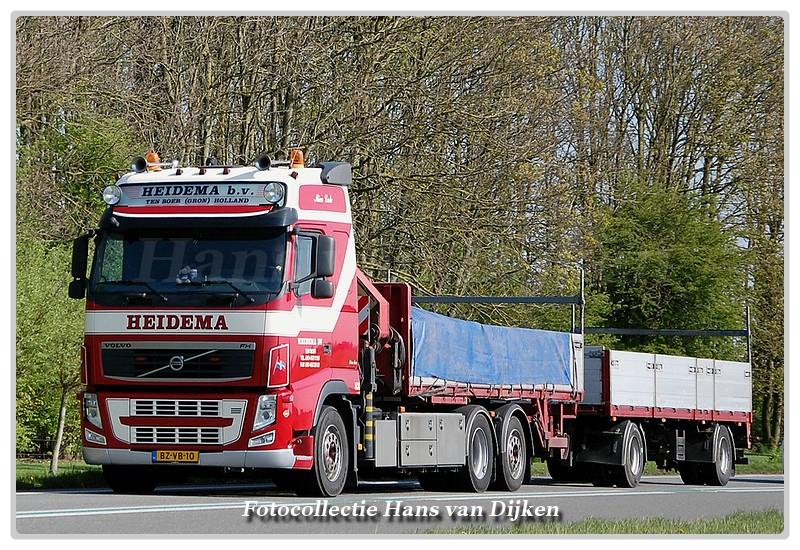 Heidema bv BZ-VB-10( )-BorderMaker -