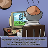 Granddad surfing the Web - ... - Tech Jokes