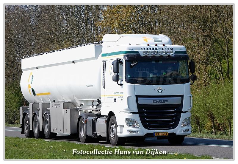 Hoop de&Blom 43-BHZ-4-BorderMaker -
