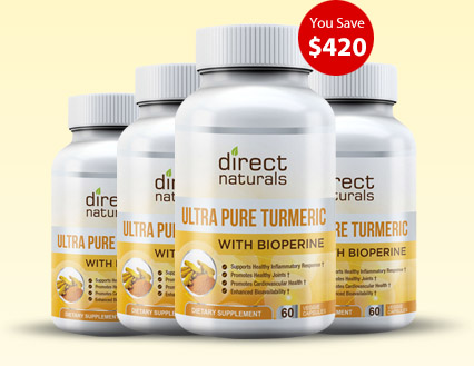 2 Why is Direct Naturals Turmeric extract so pricey?