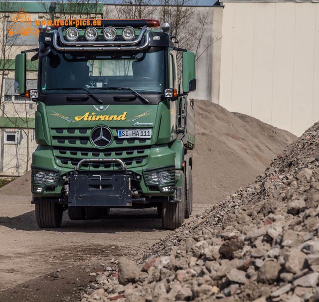 Aurand Transporte in Ferndorf-50 Aurand Transporte, Hilchenbach, Schotter, Steinsand, Splitt und Erde