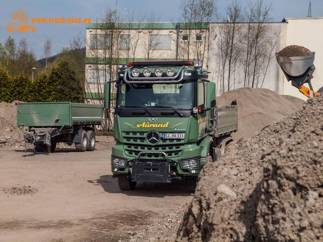 Aurand Transporte in Ferndorf-52 Aurand Transporte, Hilchenbach, Schotter, Steinsand, Splitt und Erde