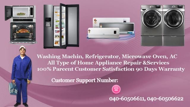 Samsung Refrigerator Repair Center in Hyderabad home appliances