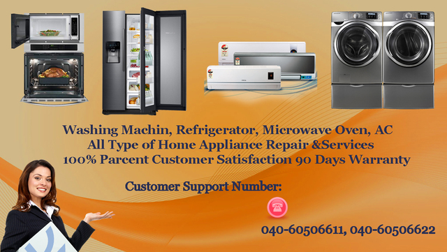 Washing Machine Service Center in Hyderabad home appliances