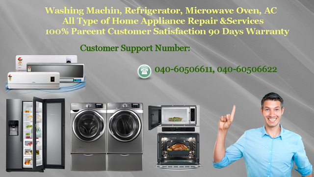 Whirlpool Refrigerator Repair Center in Hyderabad home appliances