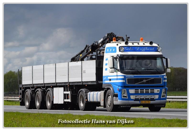Drijfhout Gebr. BS-SN-78-BorderMaker -