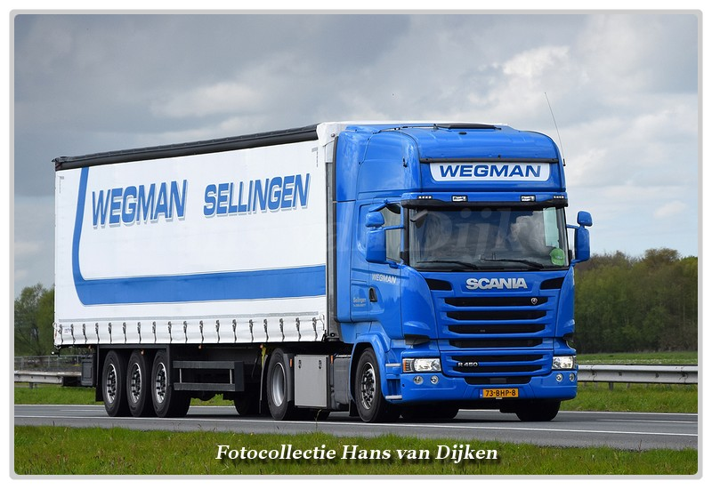 Wegman 73-BHP-8-BorderMaker -