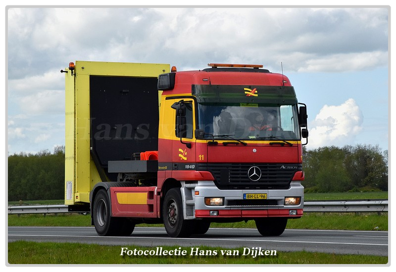 Lee van Gebr. BH-LL-96-BorderMaker -