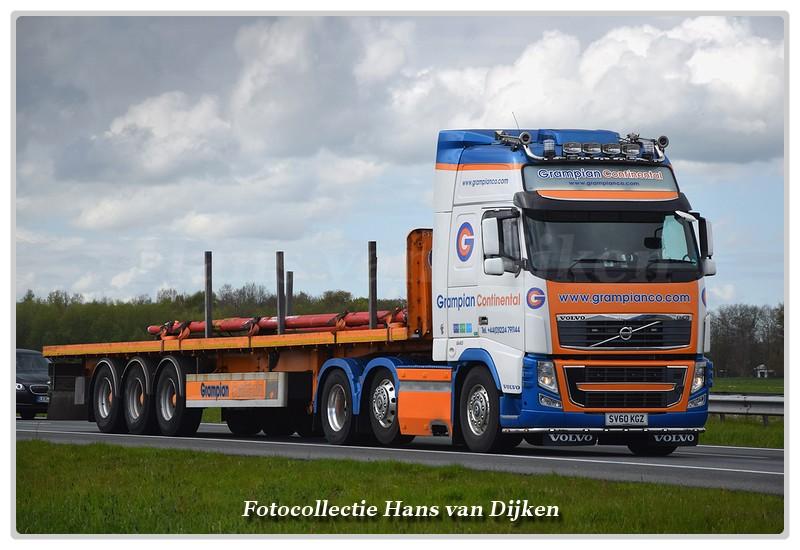 Grampion Continental SV60 KGZ-BorderMaker -