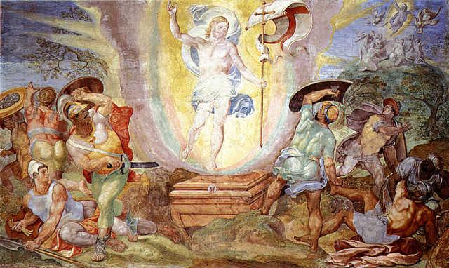 Zmartwychwstanie Zdjęcia różne