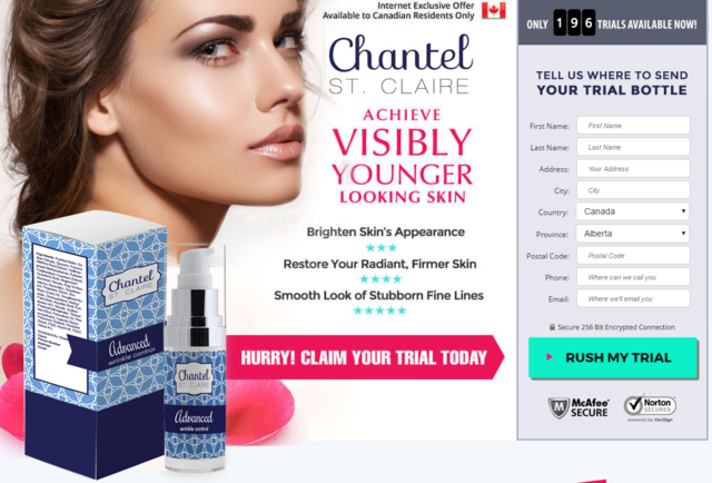 2 Exactly what is Chantel St Claire as well as just how does it work?