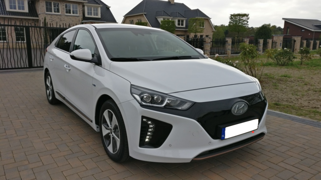 Hyundai Ioniq Electric Hyundai Ioniq Electric