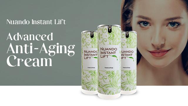 Nuando Instant Lift - Advanced Anti-Aging Cream Nuando Instant Lift