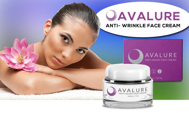 Avalure Cream–Powerful Anti-Wrinkle Face Cream Avalure Cream