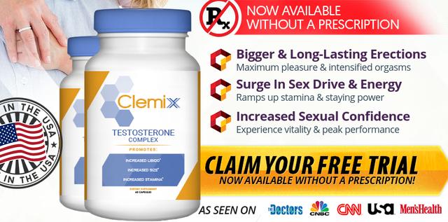 Clemix What is Clemix Man Improvement?