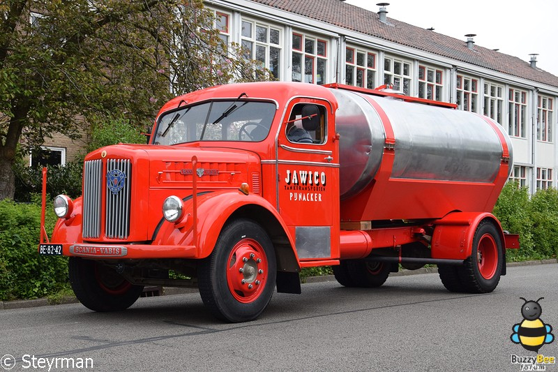 DSC 5673-BorderMaker - Oldtimer Truckersparade Oldebroek 2017