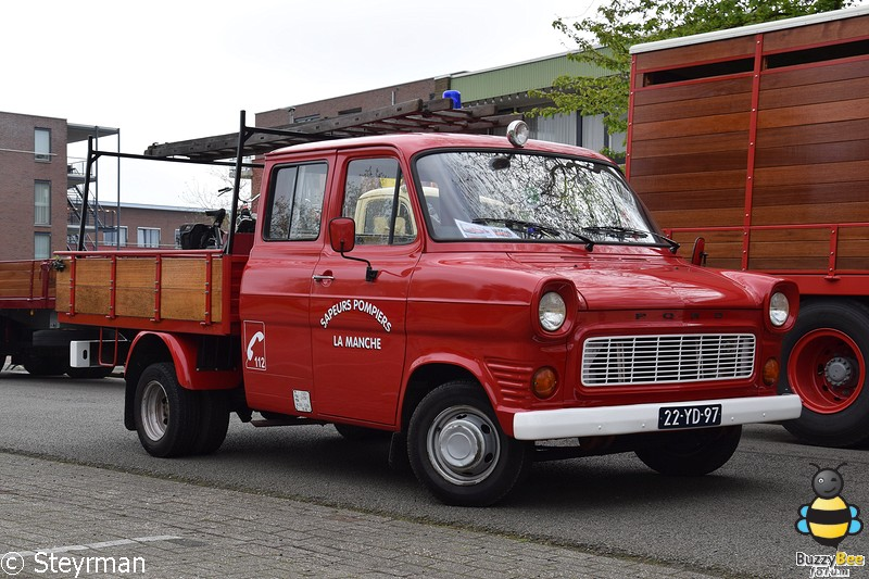 DSC 5834-BorderMaker - Oldtimer Truckersparade Oldebroek 2017