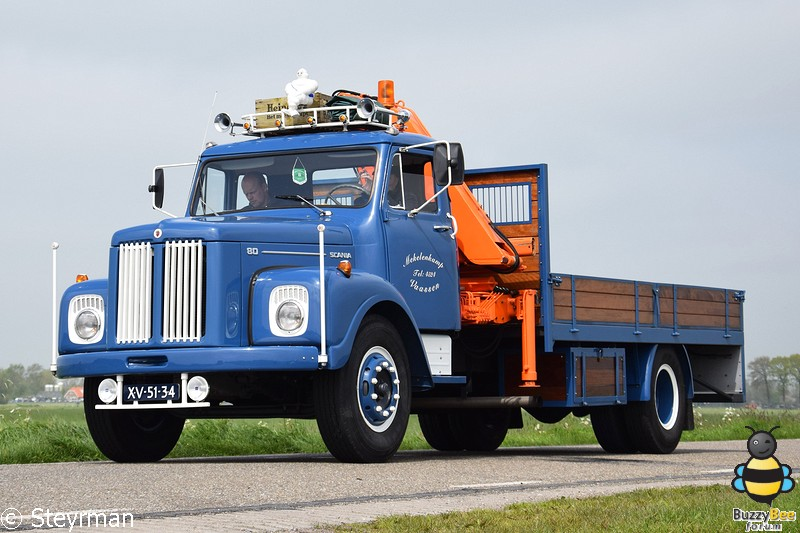 DSC 5943-BorderMaker - Oldtimer Truckersparade Oldebroek 2017